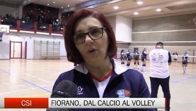 Csi - Fiorano, dal calcio al volley