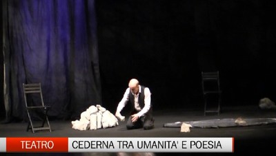 Nel ricordo di Gianmaria Testa, Cederna racconta l'immigrazione con umanità e poesia