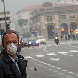 Polveri sottili elevate a Bergamo Scattano le limitazioni anti-inquinamento