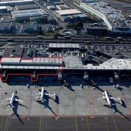 Aeroporto di Orio, inizia l'ampliamento Su L'Eco tutti i dettagli del progetto