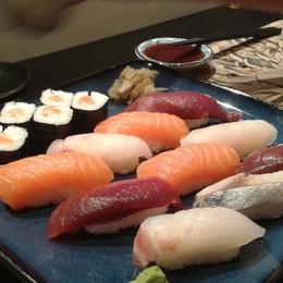 Attenti al  pesce crudo
