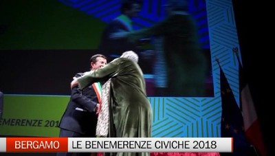 Benemerenze civiche 2018