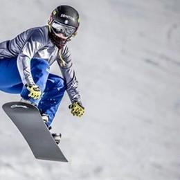 Snowboard, primo podio per la Moioli  Michela è terza a Cervinia