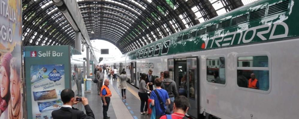 Trenitalia va in soccorso di Trenord Nuovi treni e personale per la Lombardia