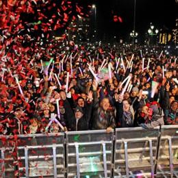Capodanno, festa in piazza a Bergamo con un occhio alla sicurezza