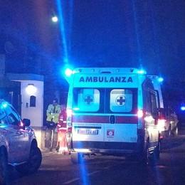 Caravaggio, travolto sul ciglio della strada Muore 70enne, l'auto non si ferma