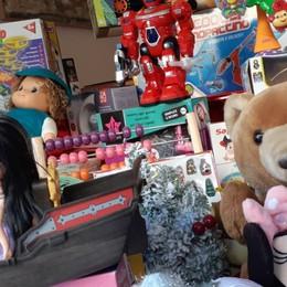 «Regalati un sorriso», record di donazioni 14.300 giochi ai bimbi meno fortunati