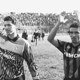 Atalanta, l'amara fine del 1990 con uno scellerato pareggio contro la Roma