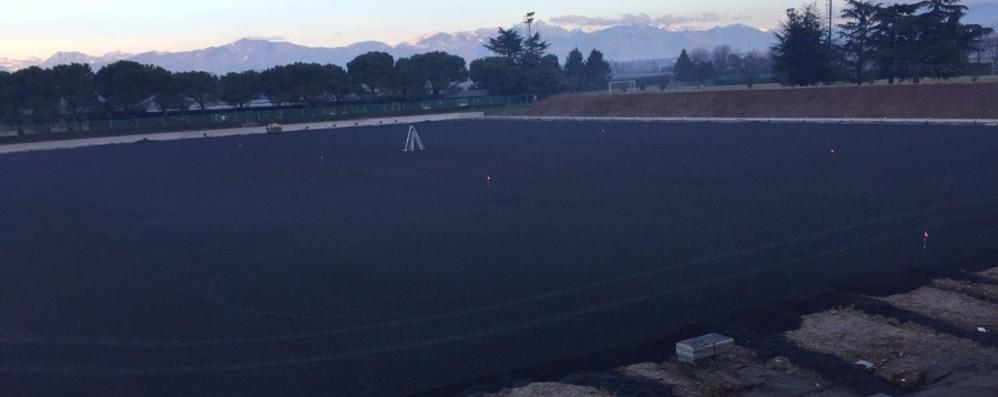 Nuovo stadio dell'AlbinoLeffe a Zanica Stessi progettisti del «Cruyff» del Barça