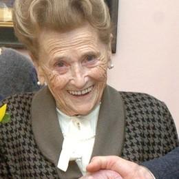 Addio a Marcellina, aveva 108 anni Ha venduto scarpe per mezzo secolo