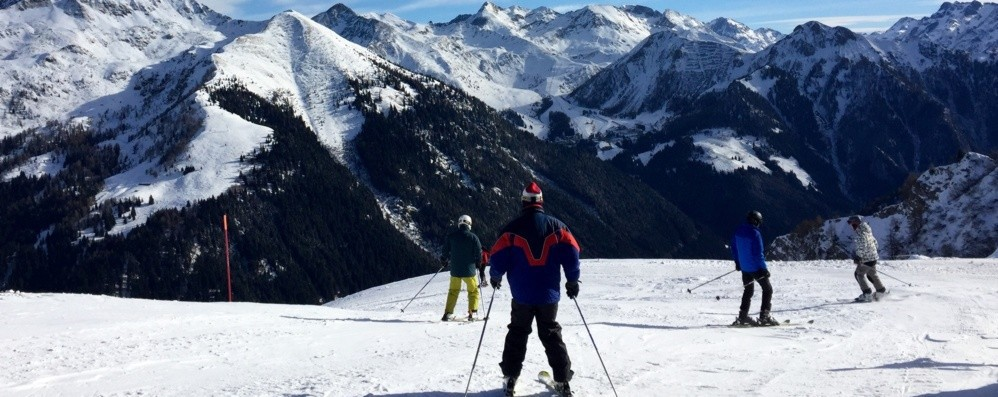 In ferie sugli sci, avanti tutta Sulle Orobie decolla la stagione