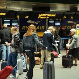 Vacanze di Capodanno, Orio fa il botto 200 mila passeggeri in transito dallo scalo