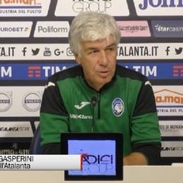 Atalanta - Gasperini: contro il Sassuolo partita equilibrata