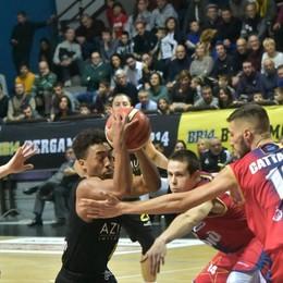 Bergamo Basket, il sogno continua Vince anche contro il Casal Monferrato