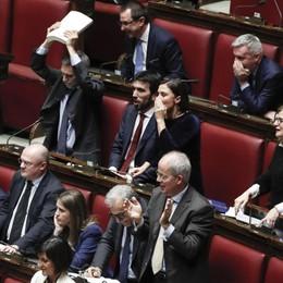 Difendere il Parlamento