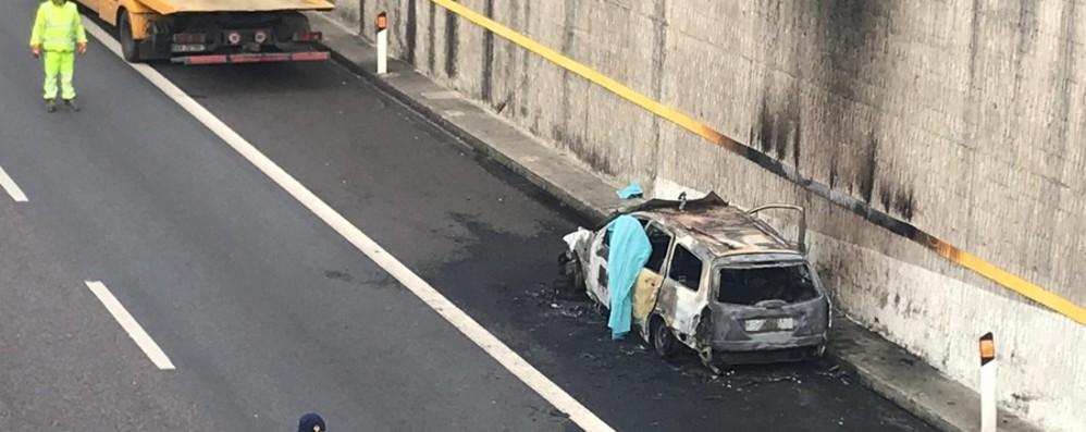 Si schianta con l'auto a Vimercate Muore padre di quattro figli
