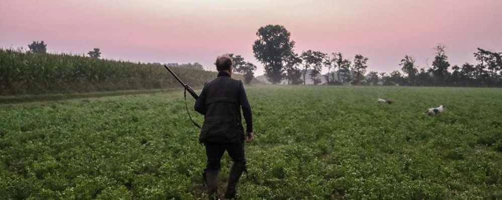 «Io cacciatore aggredito a 81 anni» Preso a schiaffi da un giovane animalista