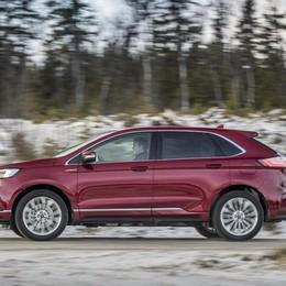 Nuovo Ford Edge il Suv ipertecnologico