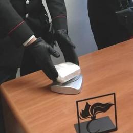 Scoperto con mezzo chilo di cocaina Arrestato dai carabinieri a Fornovo