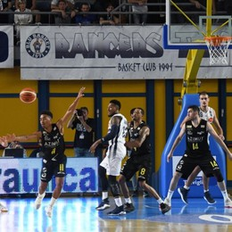 Remer vince facile sul Tortona Bergamo festeggia il 2019 da capolista