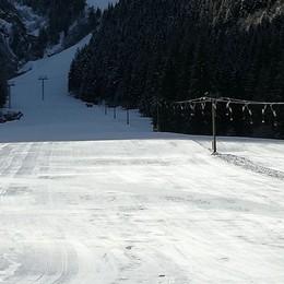 Schilpario, sabotato l'impianto  che mette in funzione lo skilift