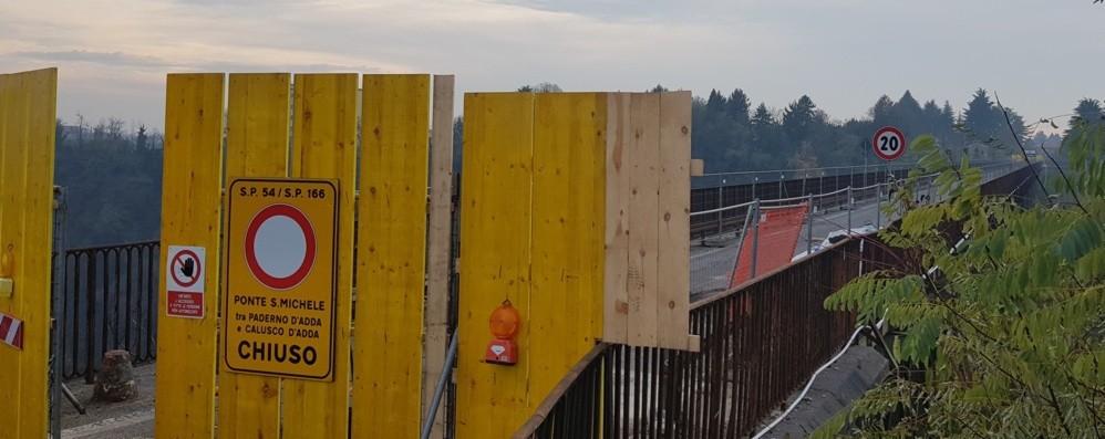 Dal Governo 250 milioni contro i rischi «Il ponte San Michele è una priorità»