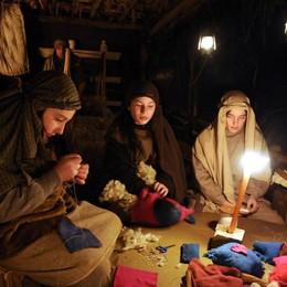 Dopo 21 anni, addio al presepe vivente Villongo, la collina Sella resterà vuota
