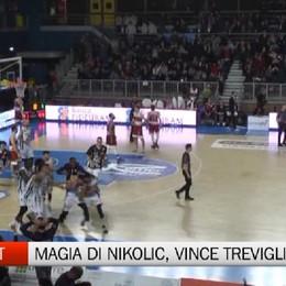 Basket, il canestro di Nikolic a fil di sirena