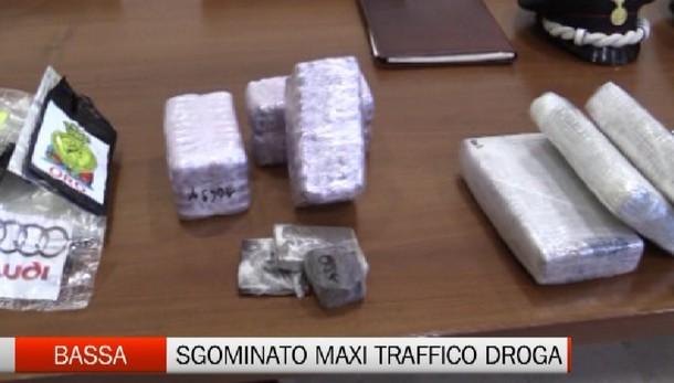 Castel Tozzone: smantellato hub della droga