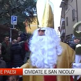 Gente e Paesi, la tradizione di San Nicolò a Cividate al Piano