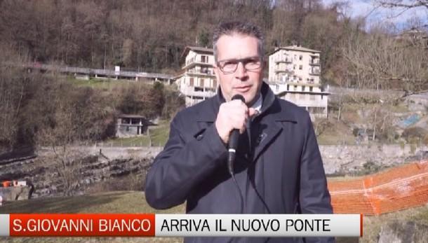 Primi passi per il nuovo ponte a San Giovanni Bianco