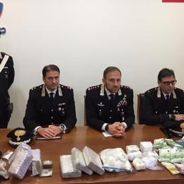 Smantellato hub della droga nella Bassa Presi due grossisti: coca per 500 mila euro