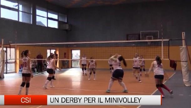 Csi - Un derby per il volley