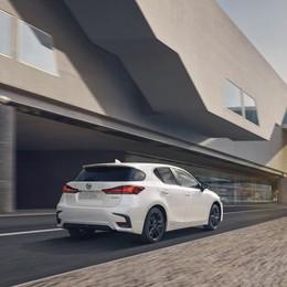Lexus CT Hybrid edizione speciale Sport