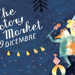 Torna il Factory Market nell'ex cartiera Pigna