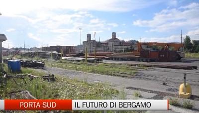 Con Porta Sud ci giochiamo il futuro: Ecco come sarà il central park di Bergamo