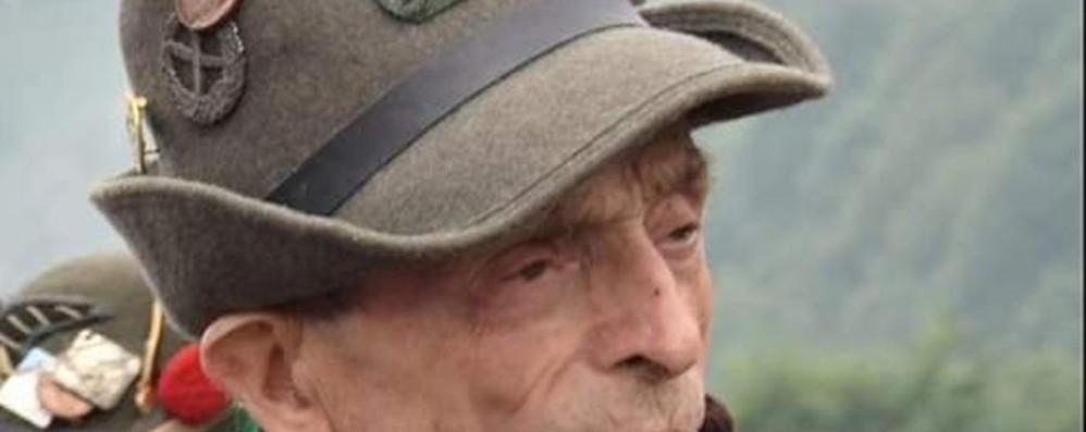 La Valle Imagna piange l'alpino Offredi Reduce della battaglia di Nikolajewka