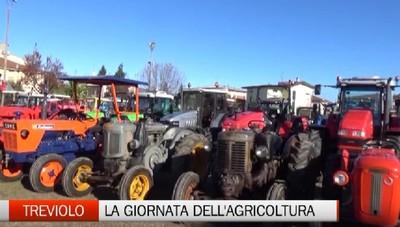 Albegno di Treviolo, la giornata dell'agricoltura