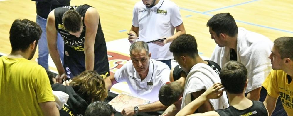 Blitz a Rieti per la Bergamo basket Remer, sembra facile a Cassino