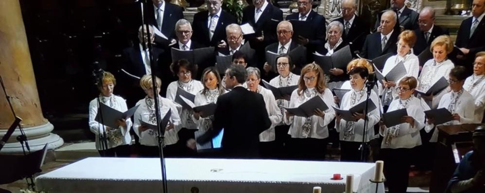 Coristi derubati durante il concerto  Presi i portafogli in sagrestia ad Albino