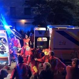Panico in discoteca ad Ancona, 6 morti   Oltre 100 feriti, molti in gravi condizioni