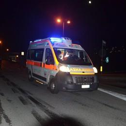 Tre incidenti nella notte: coinvolti giovani Schianti a Bergamo, Suisio e Cividate