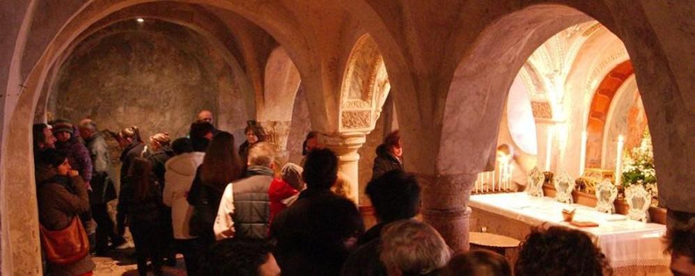 Ad Almenno San Salvatore festa della Candelora