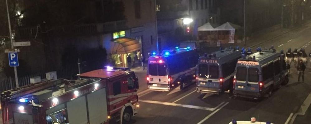 Atalanta-Juve, pre partita ad alta tensione Sassi contro il bus dei tifosi juventini-Video