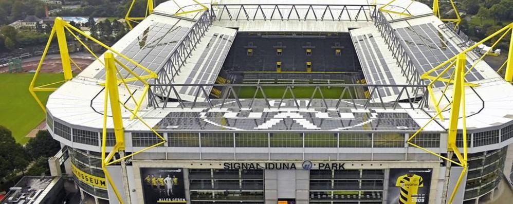 Biglietti Borussia Dortmund-Atalanta Dal 5 febbraio inizia la vendita online