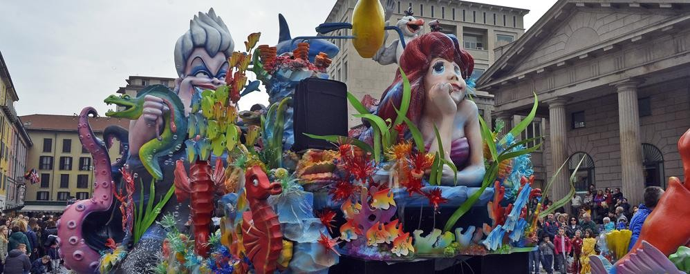 Carnevale di Mezza Quaresima I carri sfilano il 10 e 11 marzo