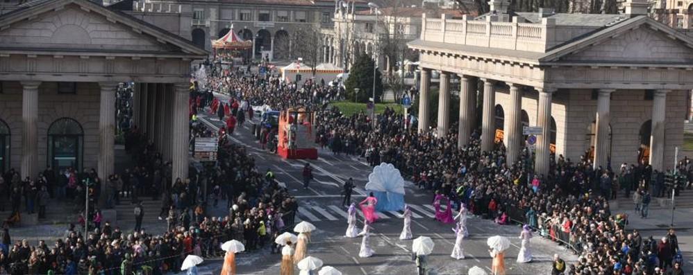 Il Carnevale del Ducato tra i 15 storici d'Italia