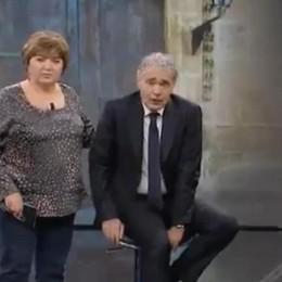 Malore in diretta per Massimo Giletti Sospesa la puntata di «Non è l'arena»