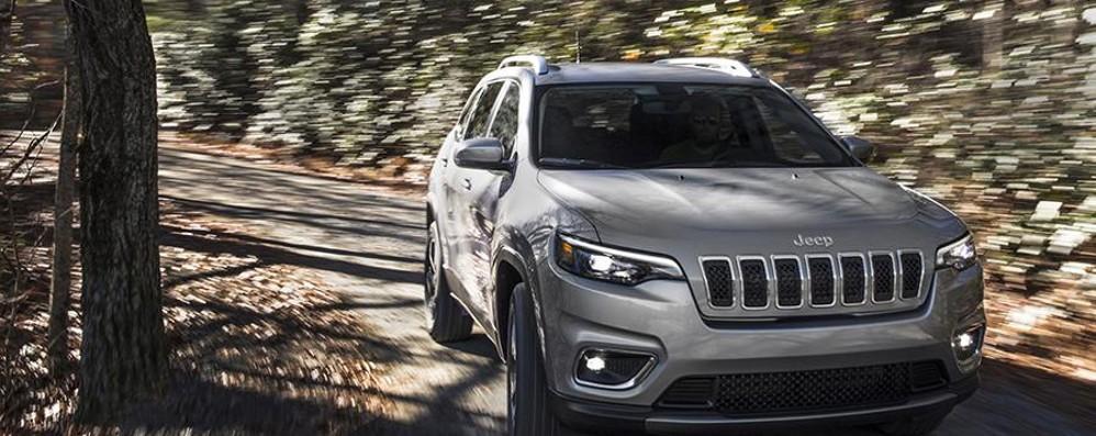 Nuova Jeep Cherokee Guadagna in confort