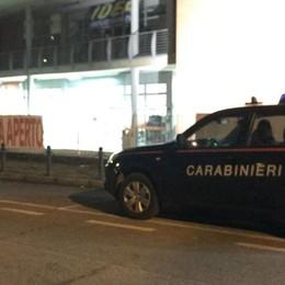 Rapina al  Conad di Zogno Con mitraglietta razziano 12 mila euro